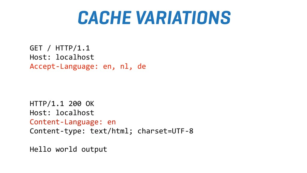 CACHE VARIATIONS HTTP/1.1 200 OK Host: localhos...