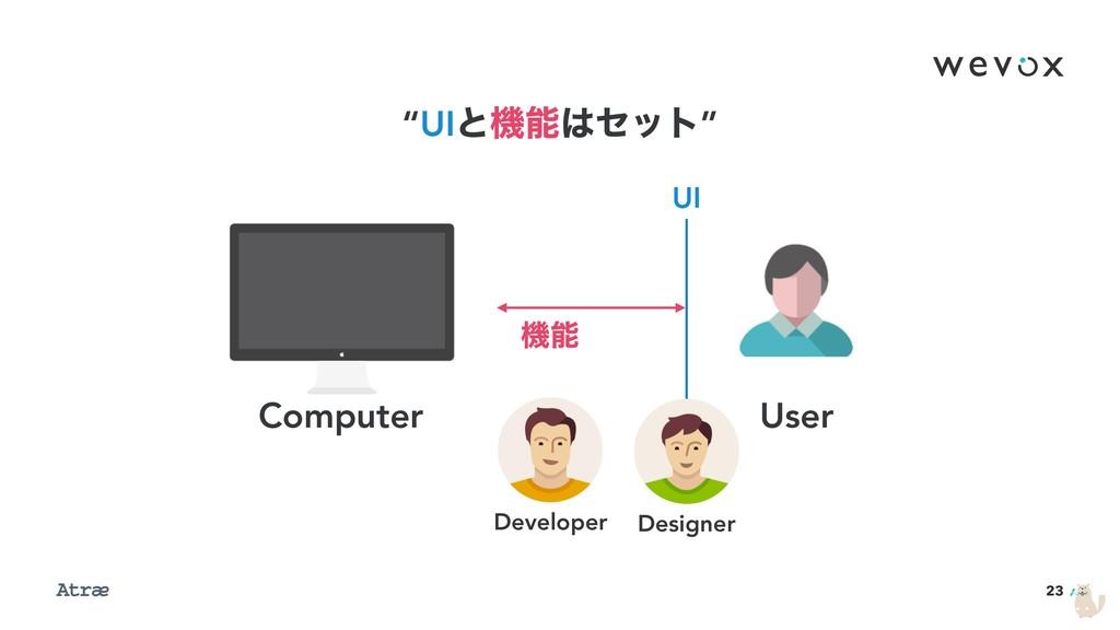 "23 ""UIͱػηοτ"" Computer User UI ػ Developer De..."