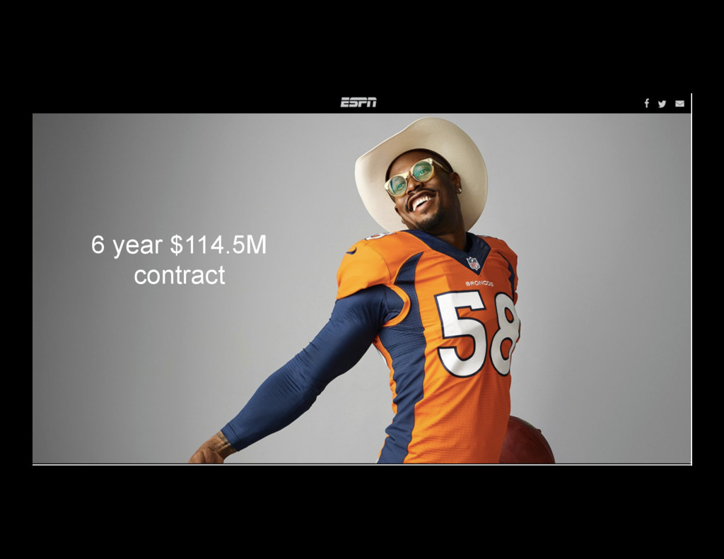 21 6 year $114.5M contract