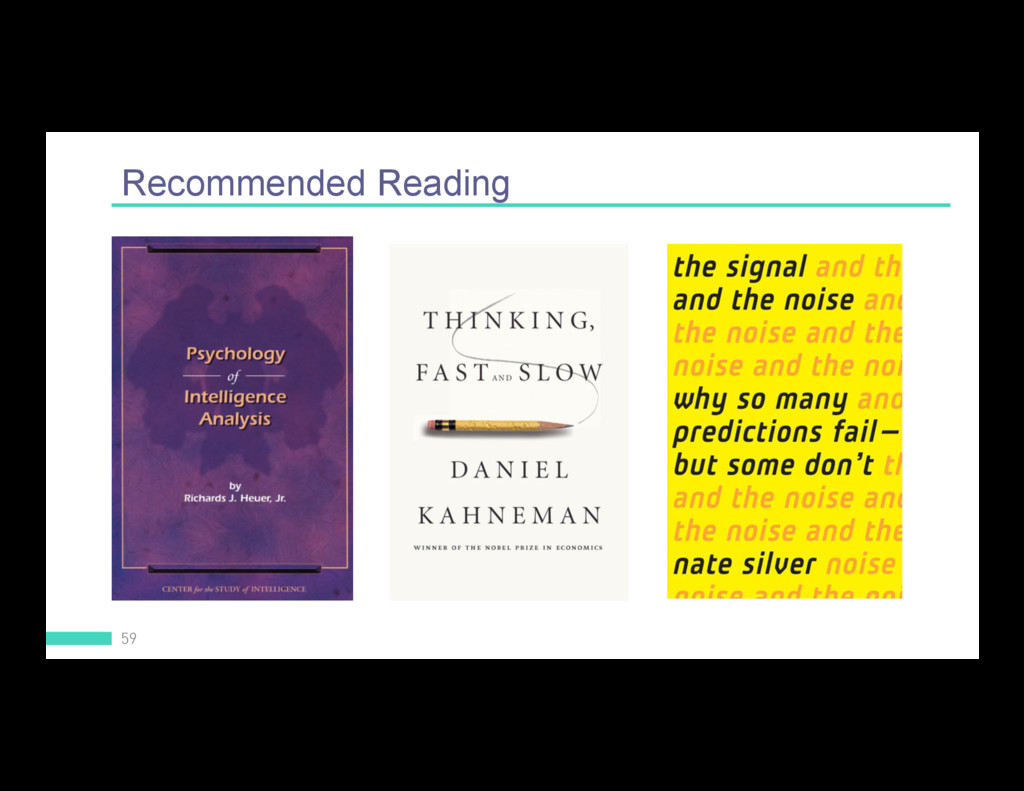 Recommended Reading 59