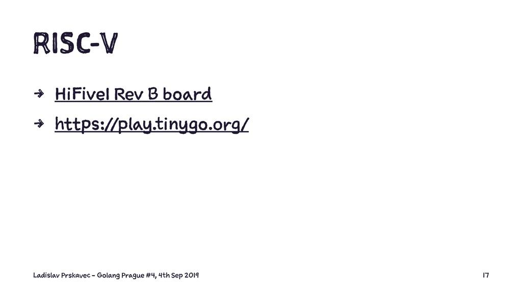 RISC-V 4 HiFive1 Rev B board 4 https://play.tin...
