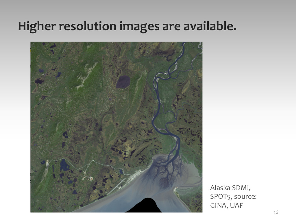 Higher	