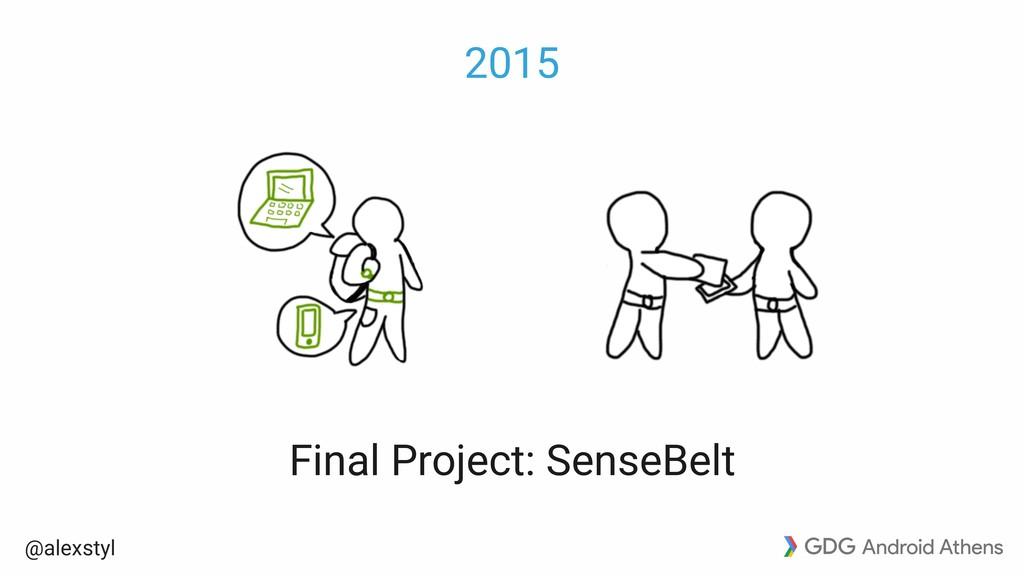 @alexstyl 2015 Final Project: SenseBelt