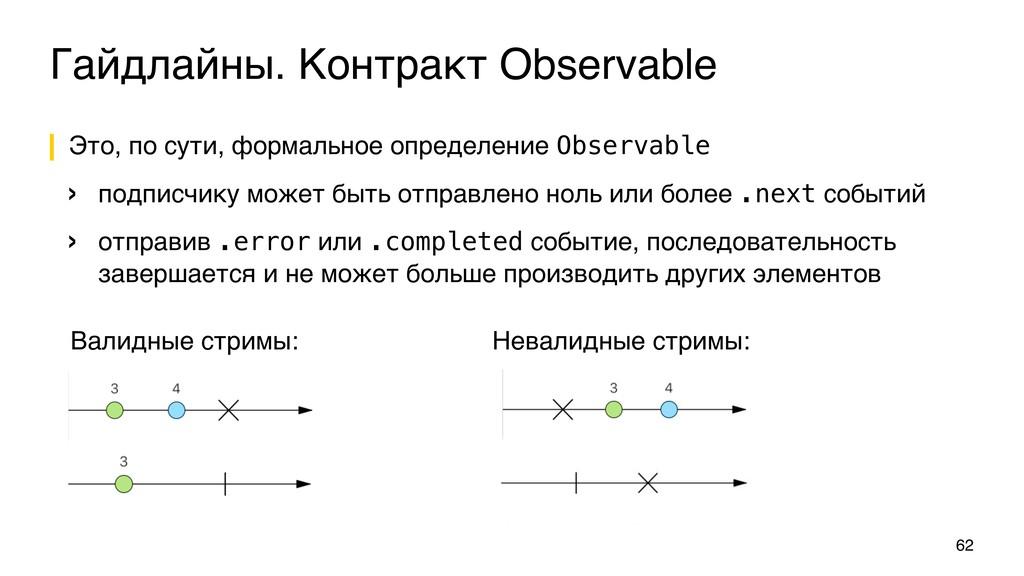 Это, по сути, формальное определение Observable...