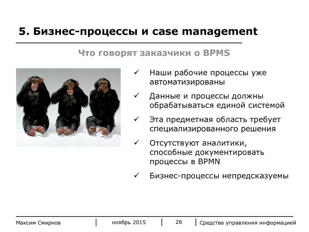 Средства управления информацией 26 Максим Смирн...