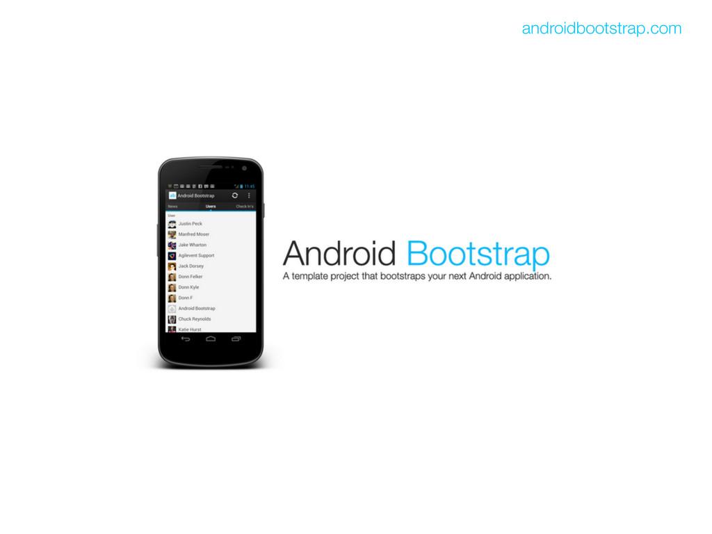 androidbootstrap.com