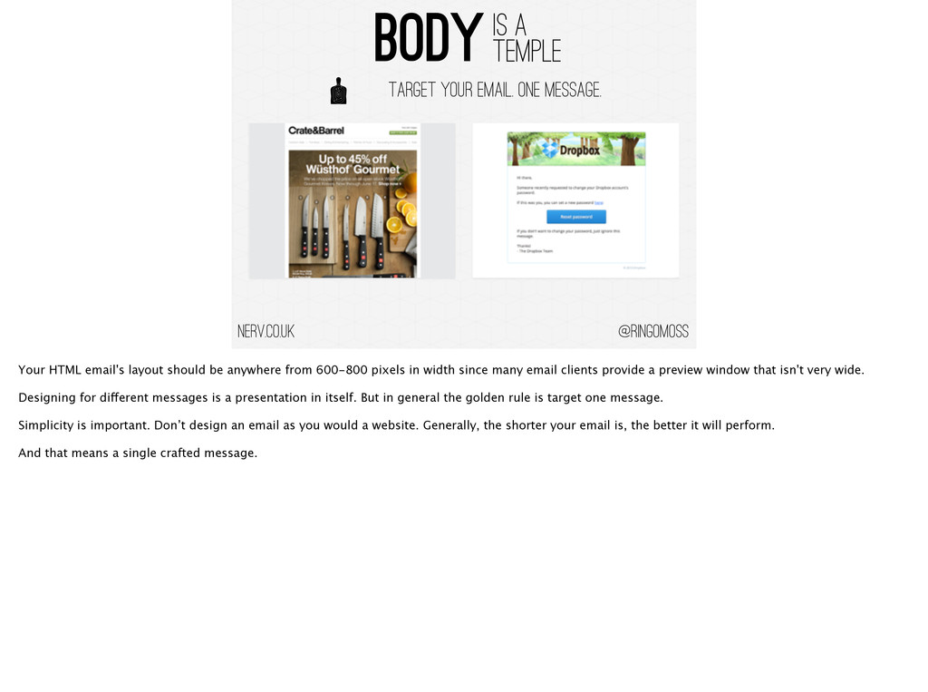 @ringomoss BODY IS A TEMPLE nerv.co.uk TARGET Y...
