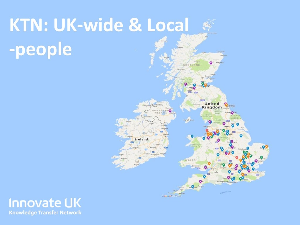 KTN: UK-wide & Local -people
