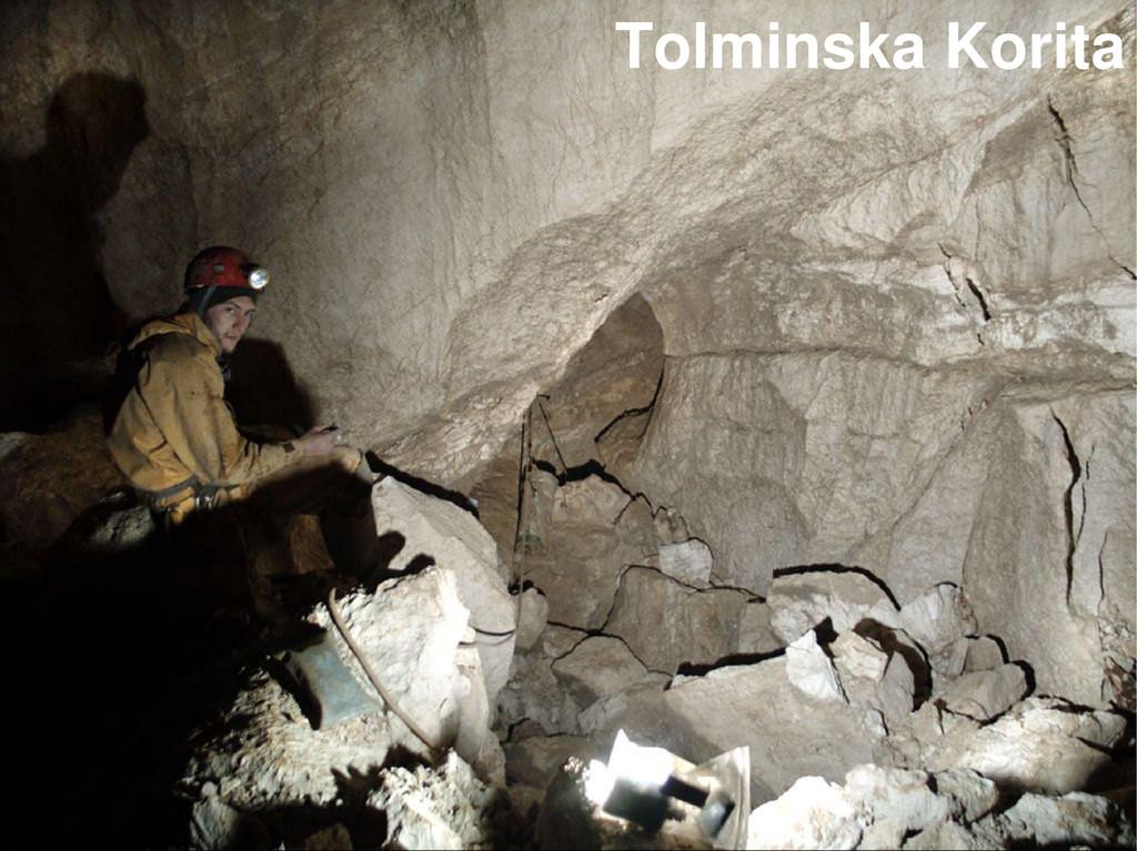 Tolminska Korita