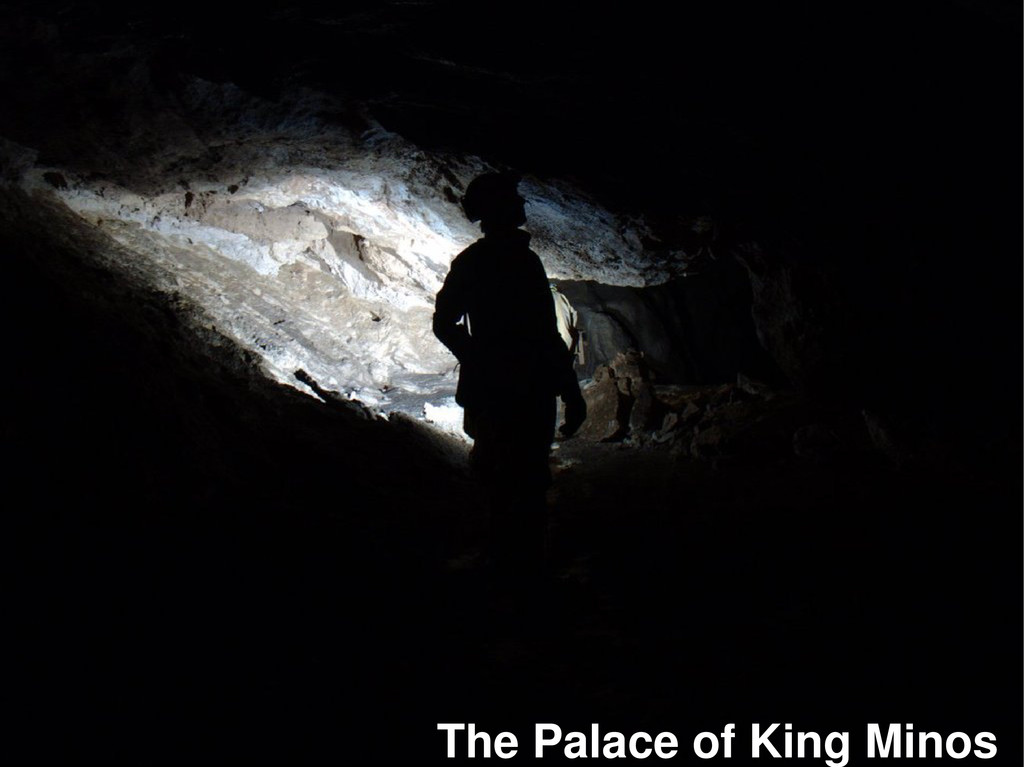 The Palace of King Minos