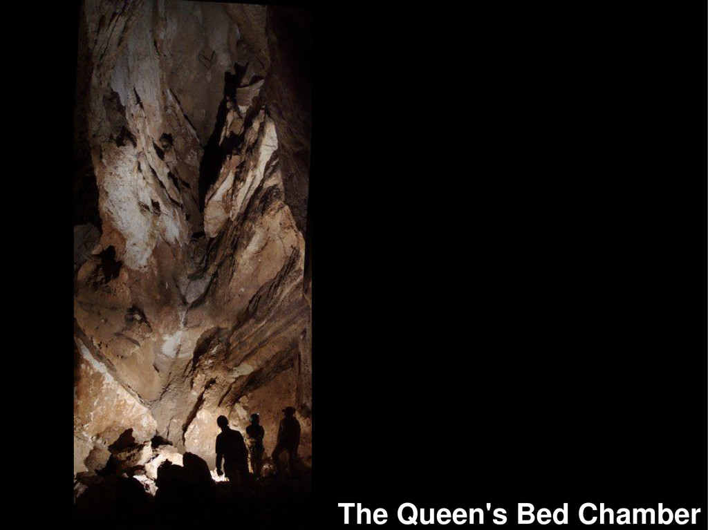 The Queen's Bed Chamber