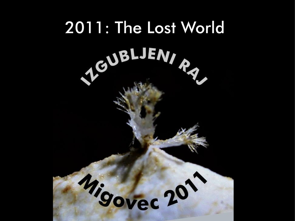 2011: The Lost World