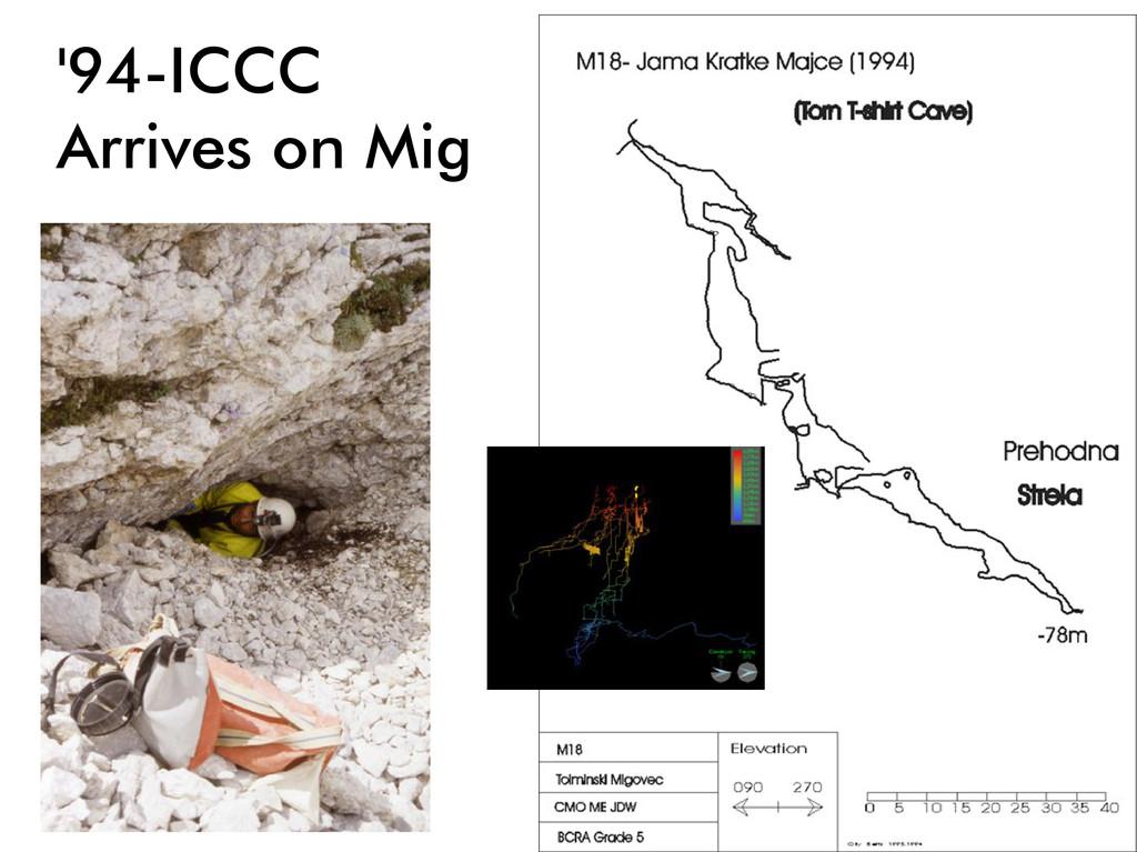 '94-ICCC Arrives on Mig