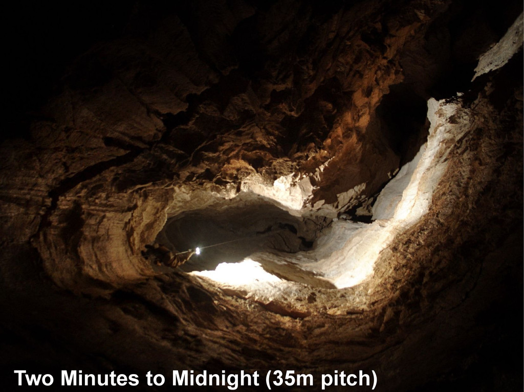 Two Minutes to Midnight (35m pitch)