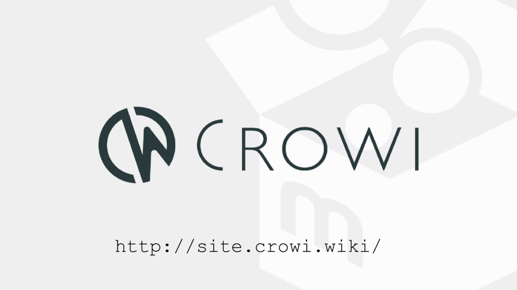 http://site.crowi.wiki/