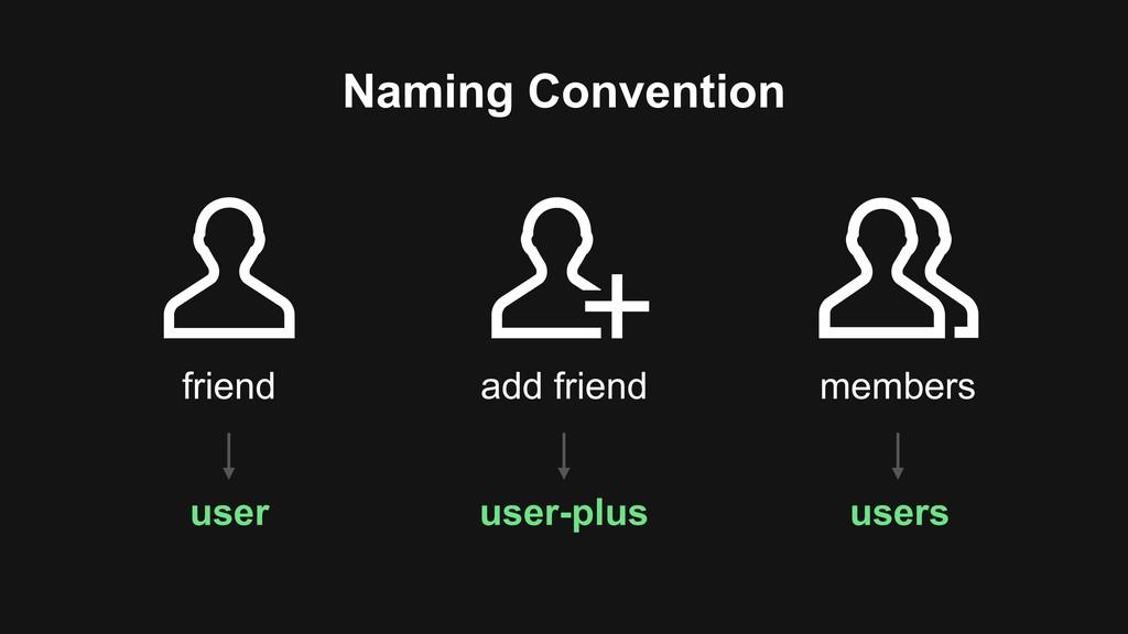 friend add friend members user user-plus users ...