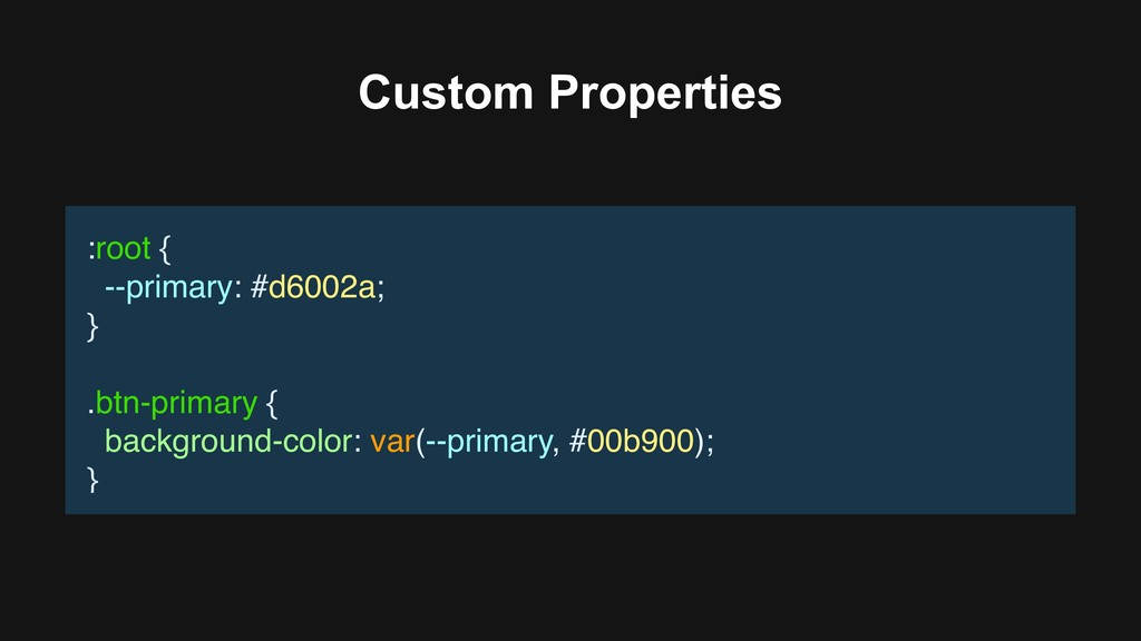 :root { --primary: #d6002a; } .btn-primary { ba...