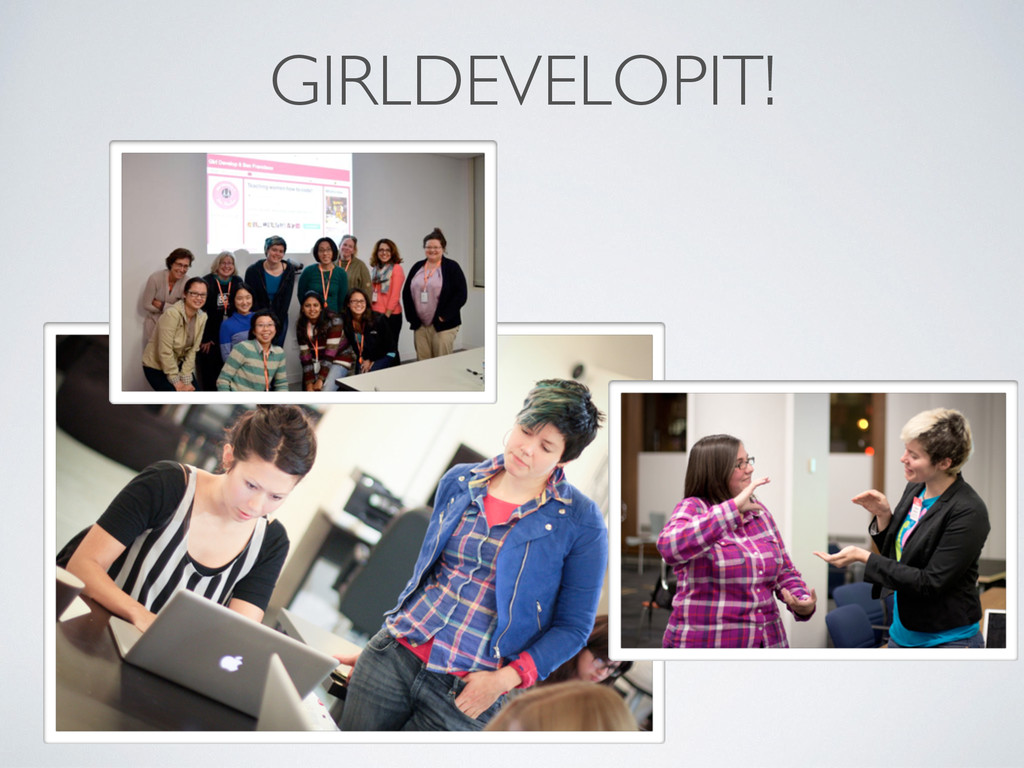 GIRLDEVELOPIT!