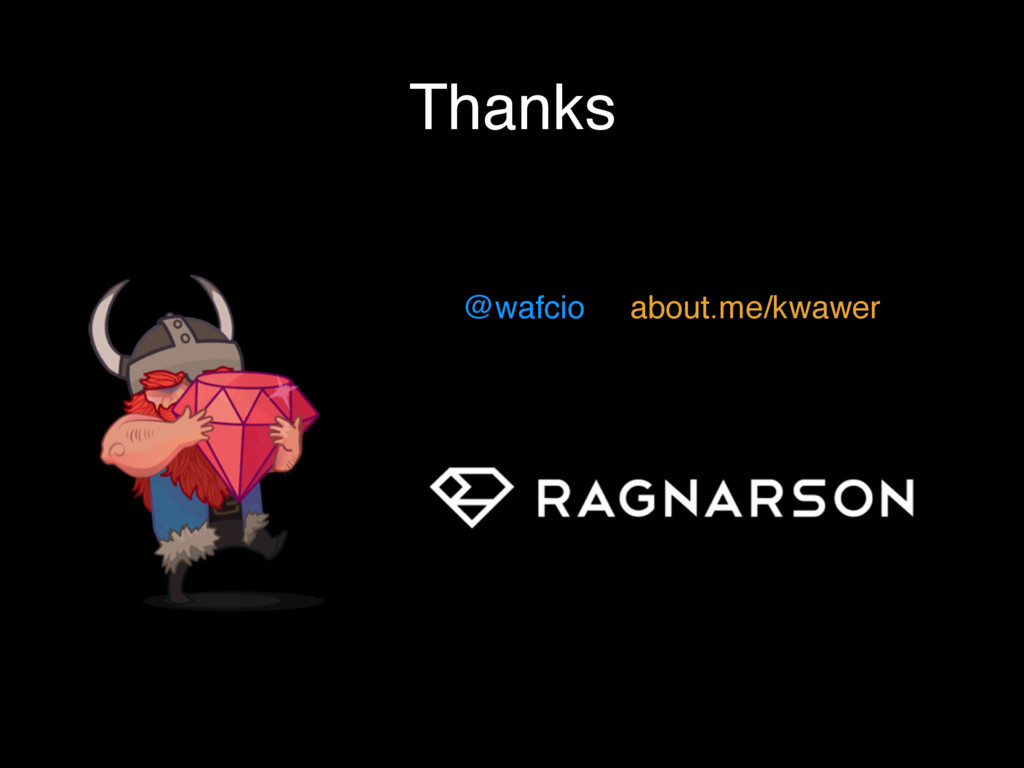 Thanks @wafcio about.me/kwawer