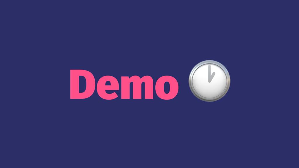 Demo !