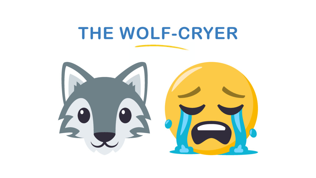 THE WOLF-CRYER