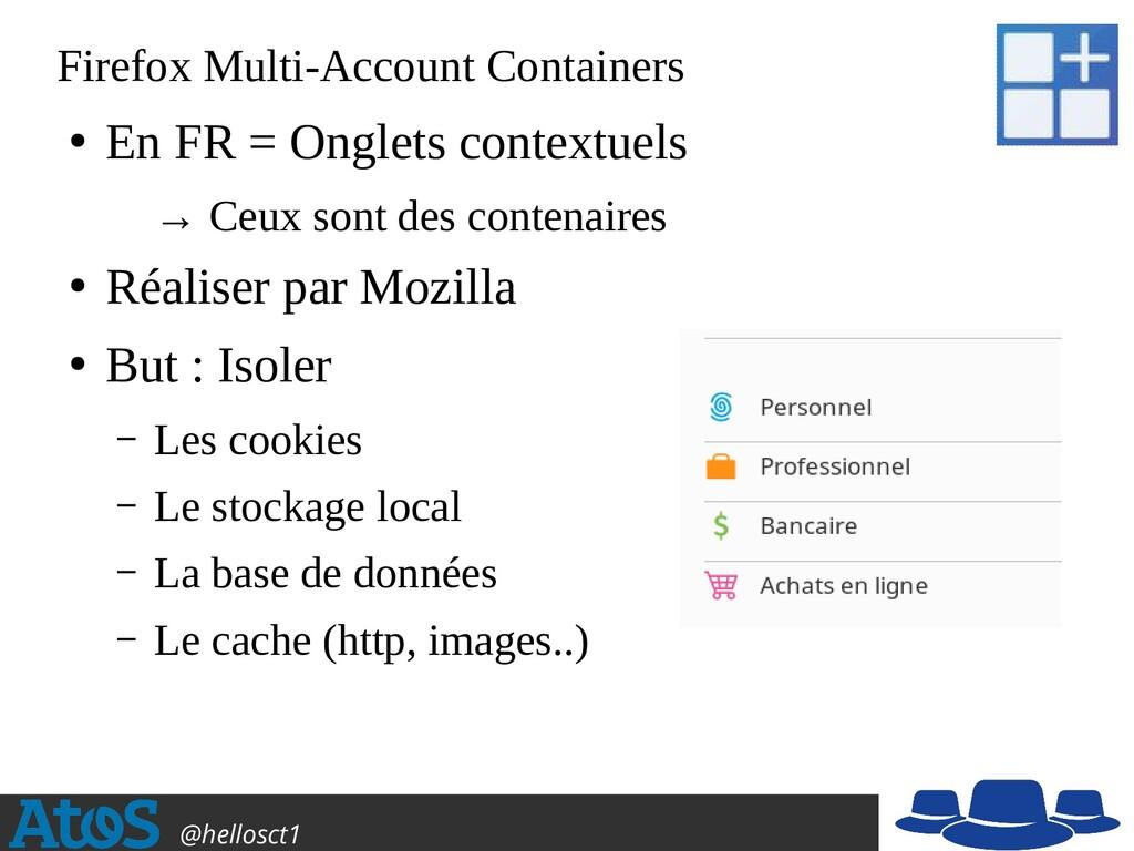 Atos Open Source @hellosct1 Firefox Multi-Accou...