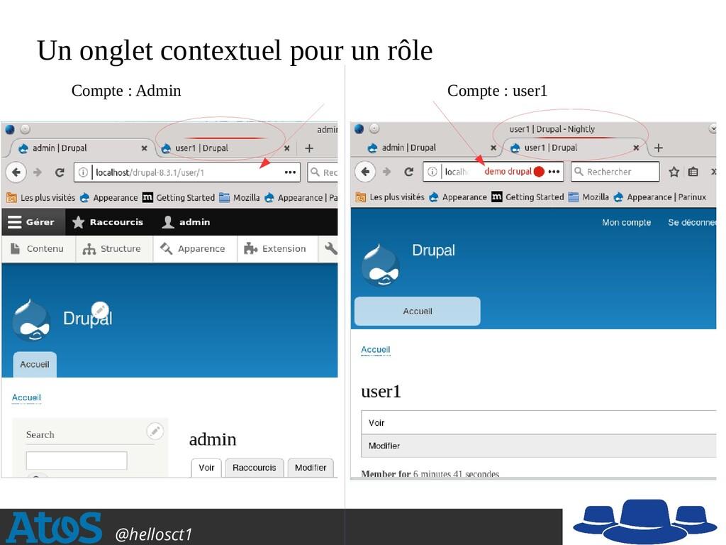 Atos Open Source @hellosct1 Un onglet contextue...