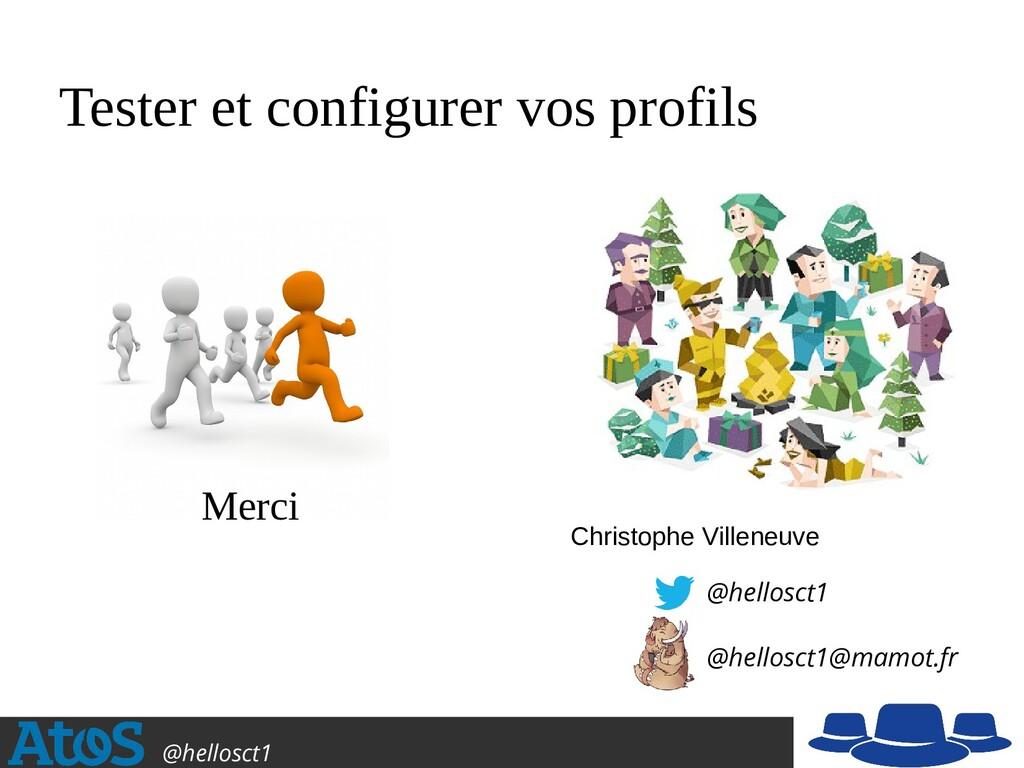 Atos Open Source @hellosct1 Christophe Villeneu...