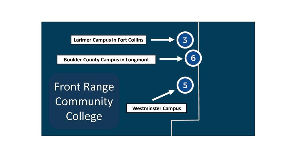 Front Range Community College Larimer Campus in...