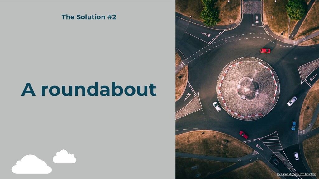 A roundabout By Lucas Miguel From Unsplash The ...
