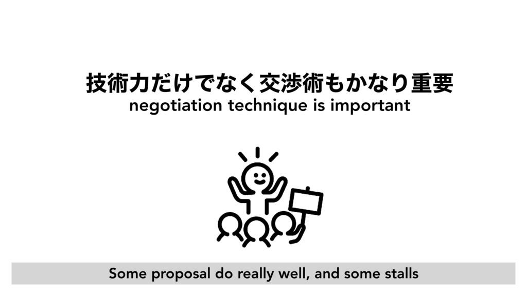 ٕज़ྗ͚ͩͰͳ͘ަবज़͔ͳΓॏཁ negotiation technique is impo...