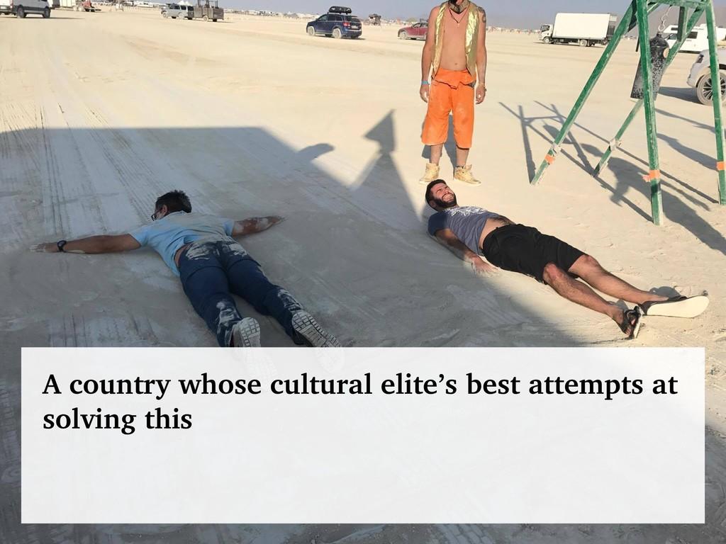 @talraviv talraviv.org A country whose cultural...