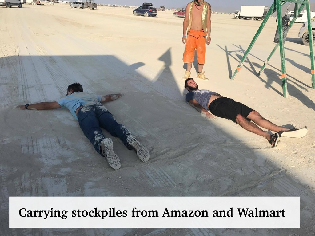 @talraviv talraviv.org Carrying stockpiles from...