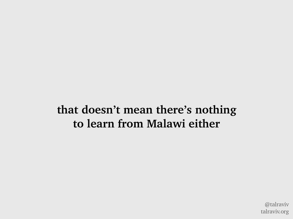 @talraviv talraviv.org that doesn't mean there'...
