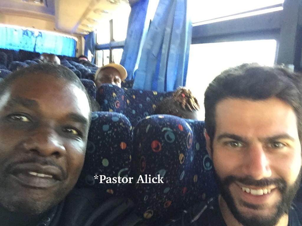 @talraviv talraviv.org *Pastor Alick