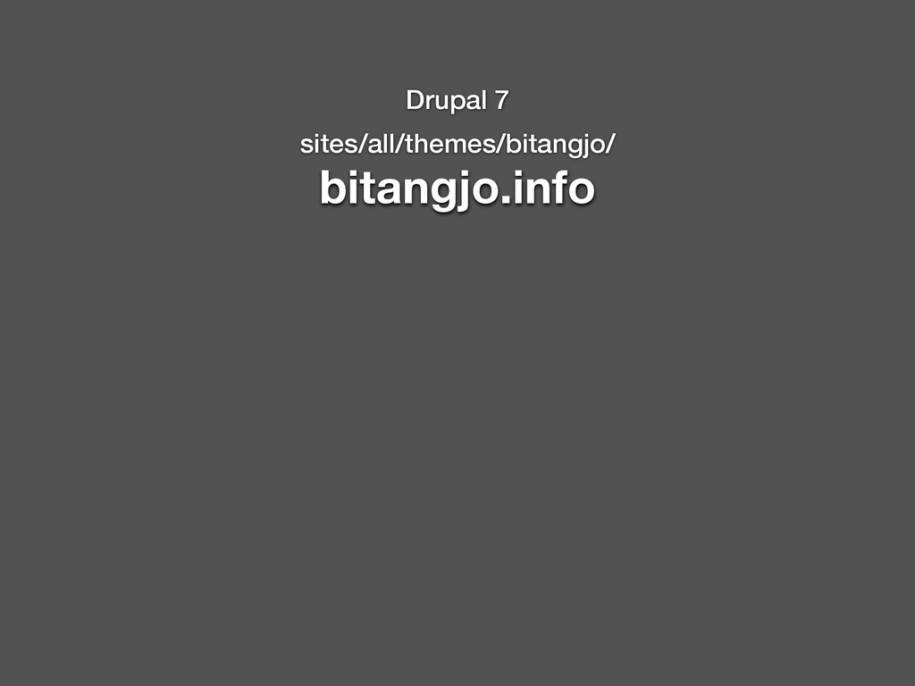 bitangjo.info Drupal 7 sites/all/themes/bitangj...