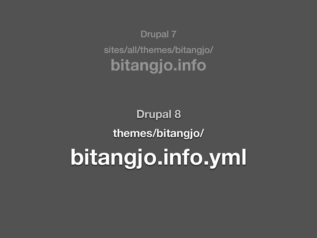 bitangjo.info.yml themes/bitangjo/ Drupal 8 bit...