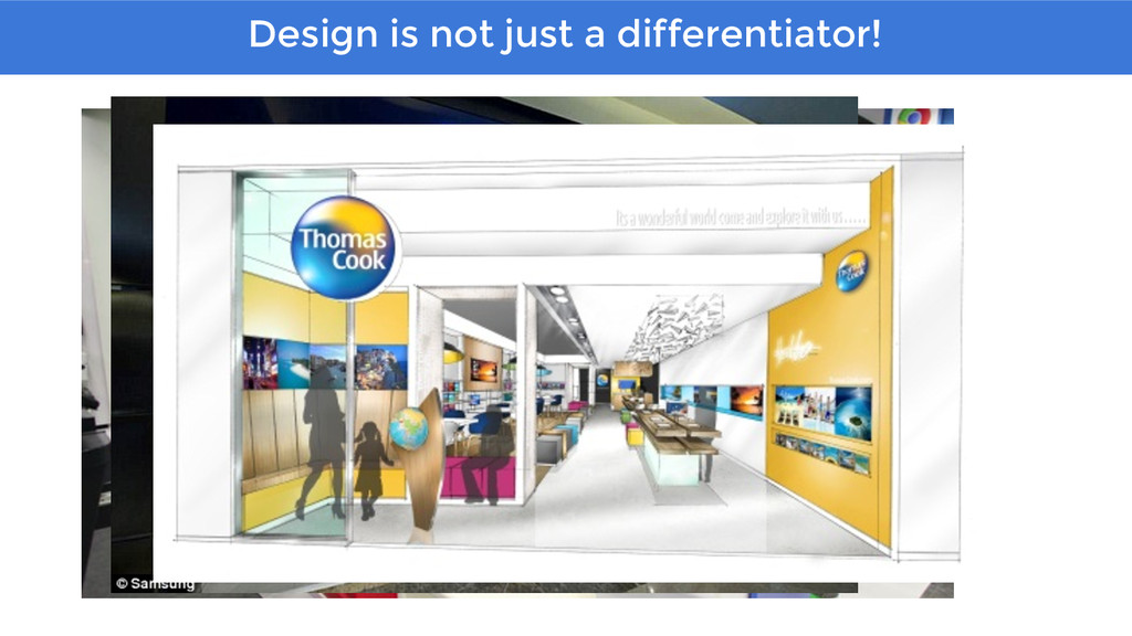 Design is not just a differentiator!