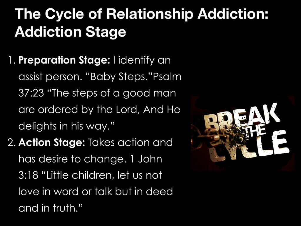 The Cycle of Relationship Addiction: Addiction ...