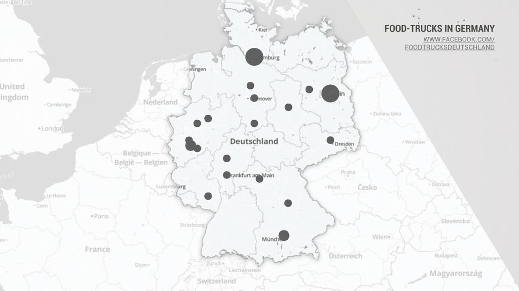 FOOD-TRUCKS IN GERMANY WWW.FACEBOOK.COM/ FOODTR...