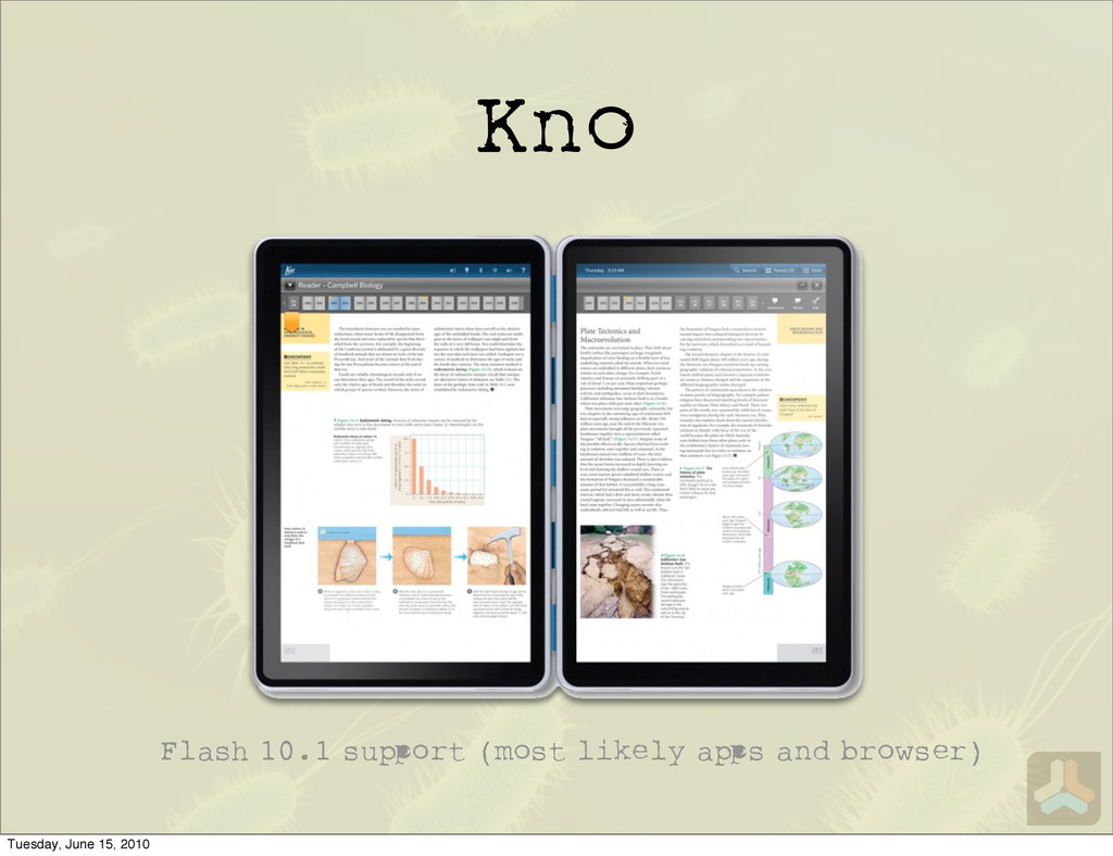 Kno Flash 10.1 su ort (most likely a s and brow...