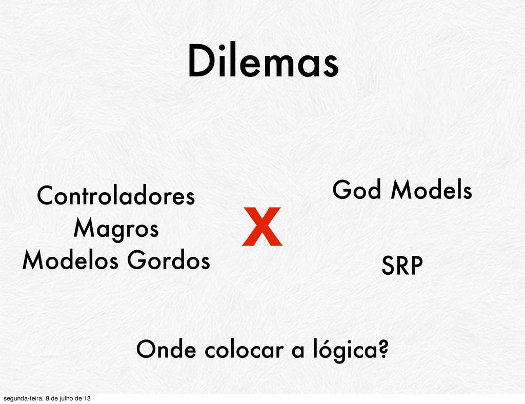 Dilemas Controladores Magros Modelos Gordos God...