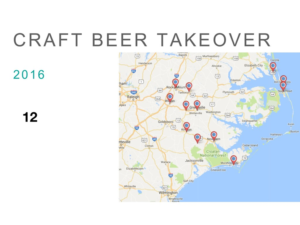 CRAFT BEER TAKEOVER 2016 12