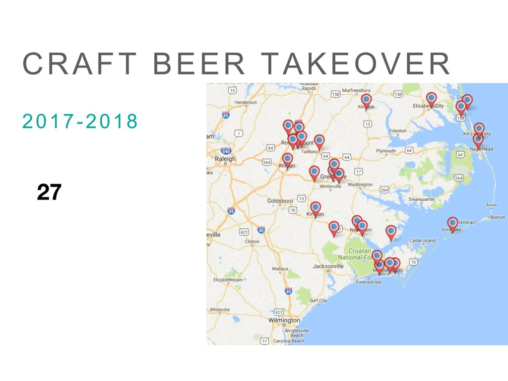 CRAFT BEER TAKEOVER 2017-2018 27