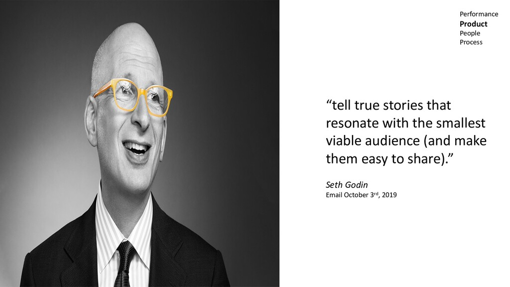 """""""tell true stories that resonate with the small..."""