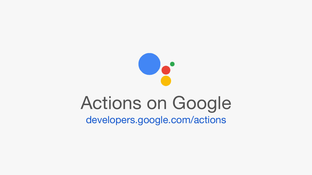 developers.google.com/actions Actions on Google