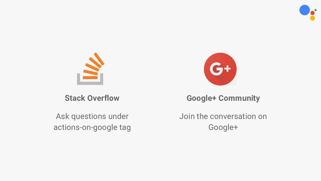 Google+ Community Join the conversation on Goog...