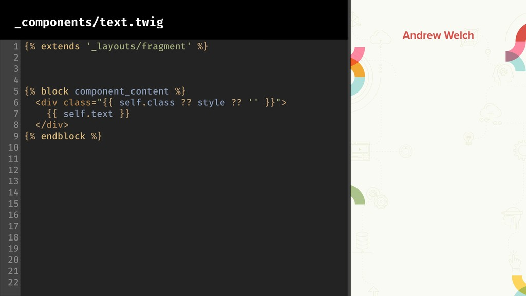 {% extends '_layouts/fragment' %}    {% blo...