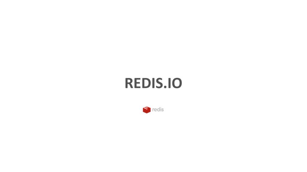 REDIS.IO