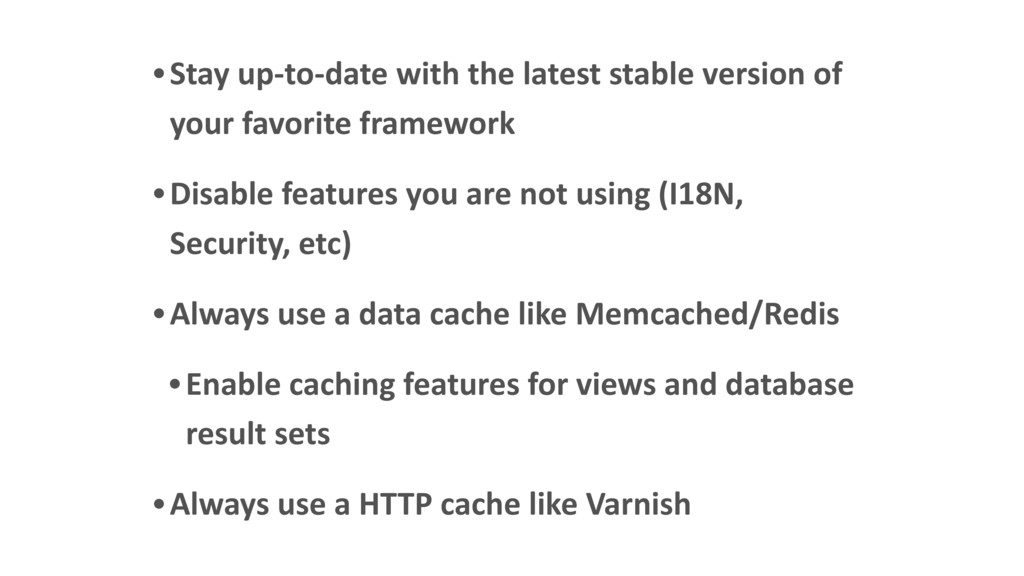 •Stay up-to-date with the latest stable version...